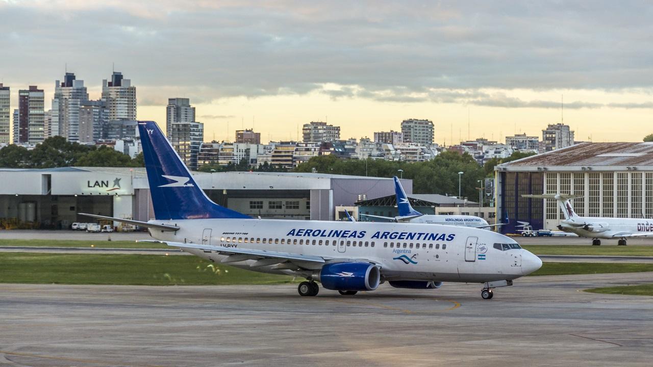 Letiště Buenos Aires Jorge Newbery (AEP) | © Anibal Trejo | Dreamstime.com