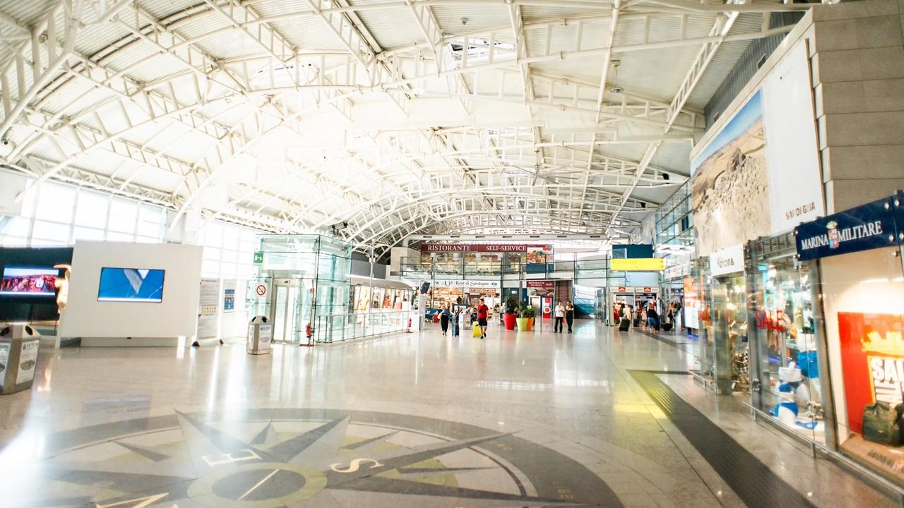 Letiště Cagliari (CAG) | © Molotok007 | Dreamstime.com