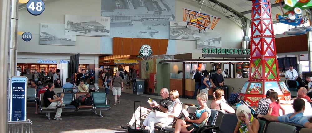 Letiště Calgary (YYC) | © Paul Hamilton / Flickr.com