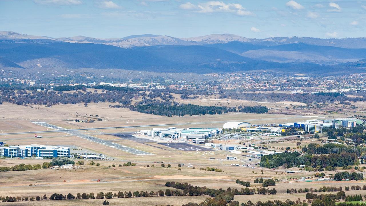 Letiště Canberra (CBR) | © Filedimage | Dreamstime.com