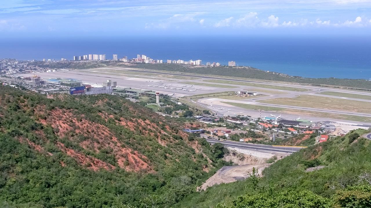 Letiště Caracas (CCS) | © Eric Leroux | Dreamstime.com