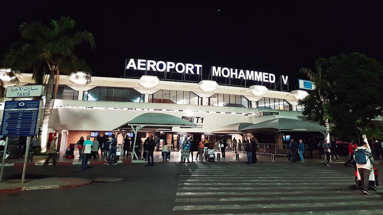 Letiště Casablanca (CMN)   © jaouad elkhamluchi   Dreamstime.com