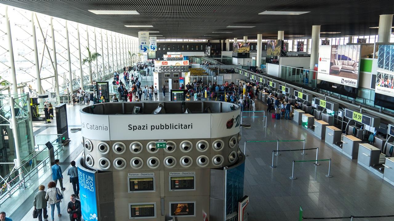 Letiště Catania (CTA) | © Cineberg Ug | Dreamstime.com
