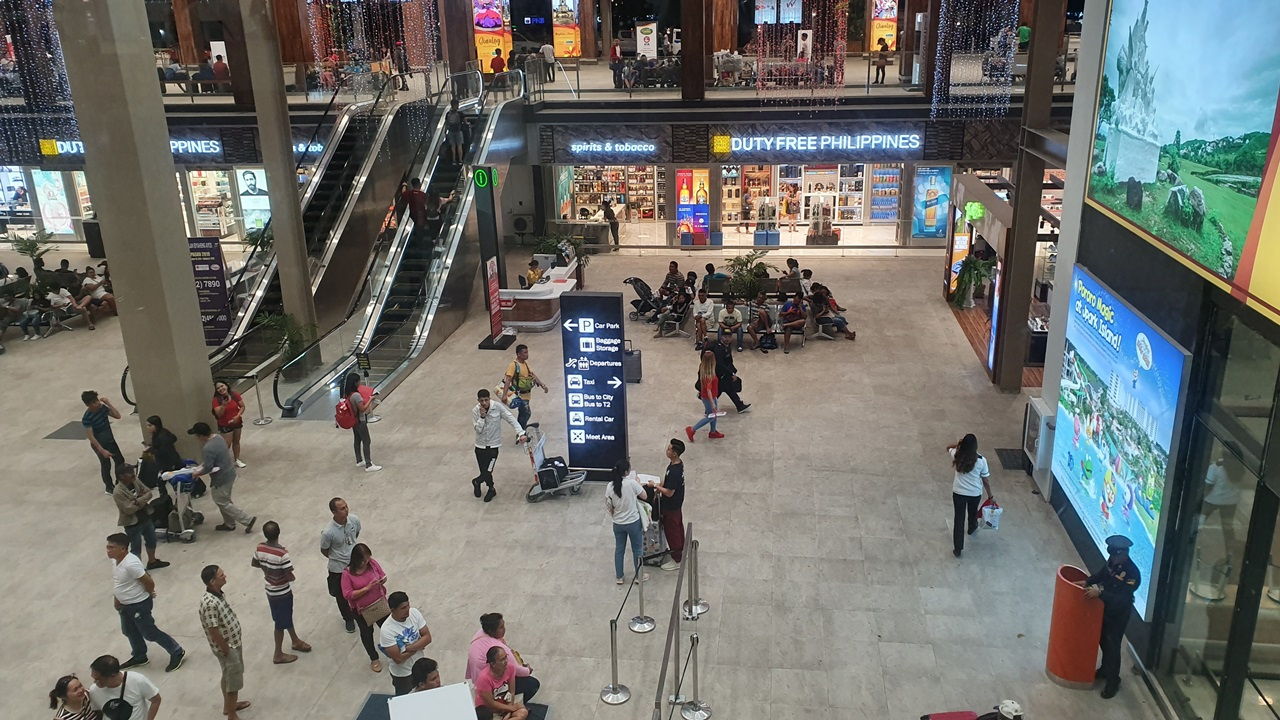 Letiště Cebu (CEB) | © Michael O. Ligalig | Dreamstime.com