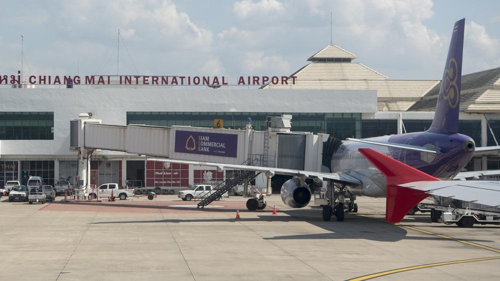 Letiště Chiang Mai (CNX) | © Presse750 - Dreamstime.com