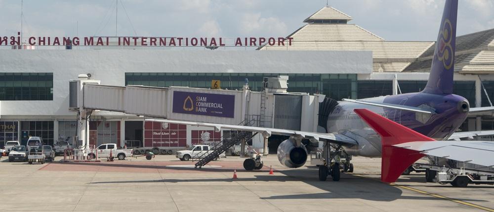 Letiště Chiang Mai (CNX)   © Presse750 - Dreamstime.com