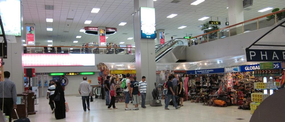 Letiště Colombo (CMB) | © shankar s. / Flickr.com
