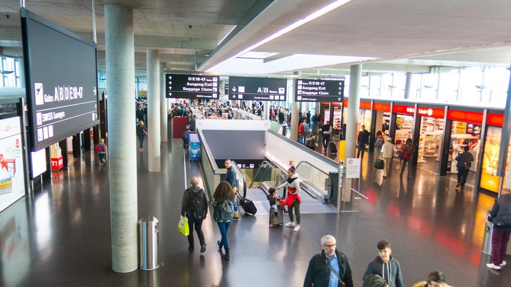 Letiště Curych (ZRH) | © Toniflap - Dreamstime.com