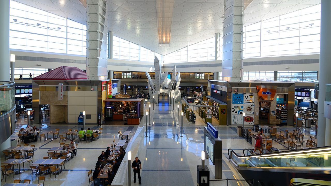Letiště Dallas Fort Worth (DFW) | © Sean Pavone | Dreamstime.com