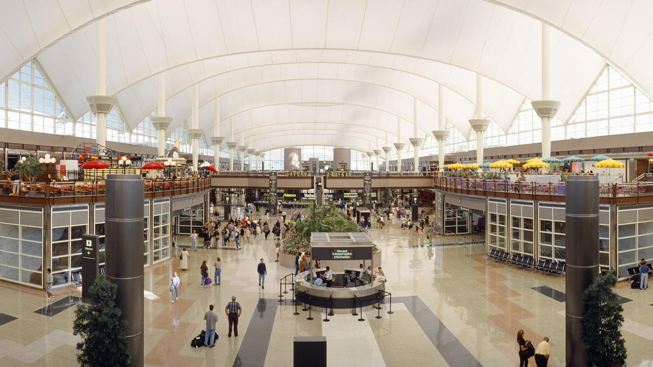 Letiště Denver (DEN) | © Joe Sohm | Dreamstime.com