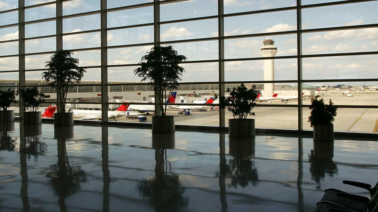 Letiště Detroit (DTW) | © Gepapix | Dreamstime.com