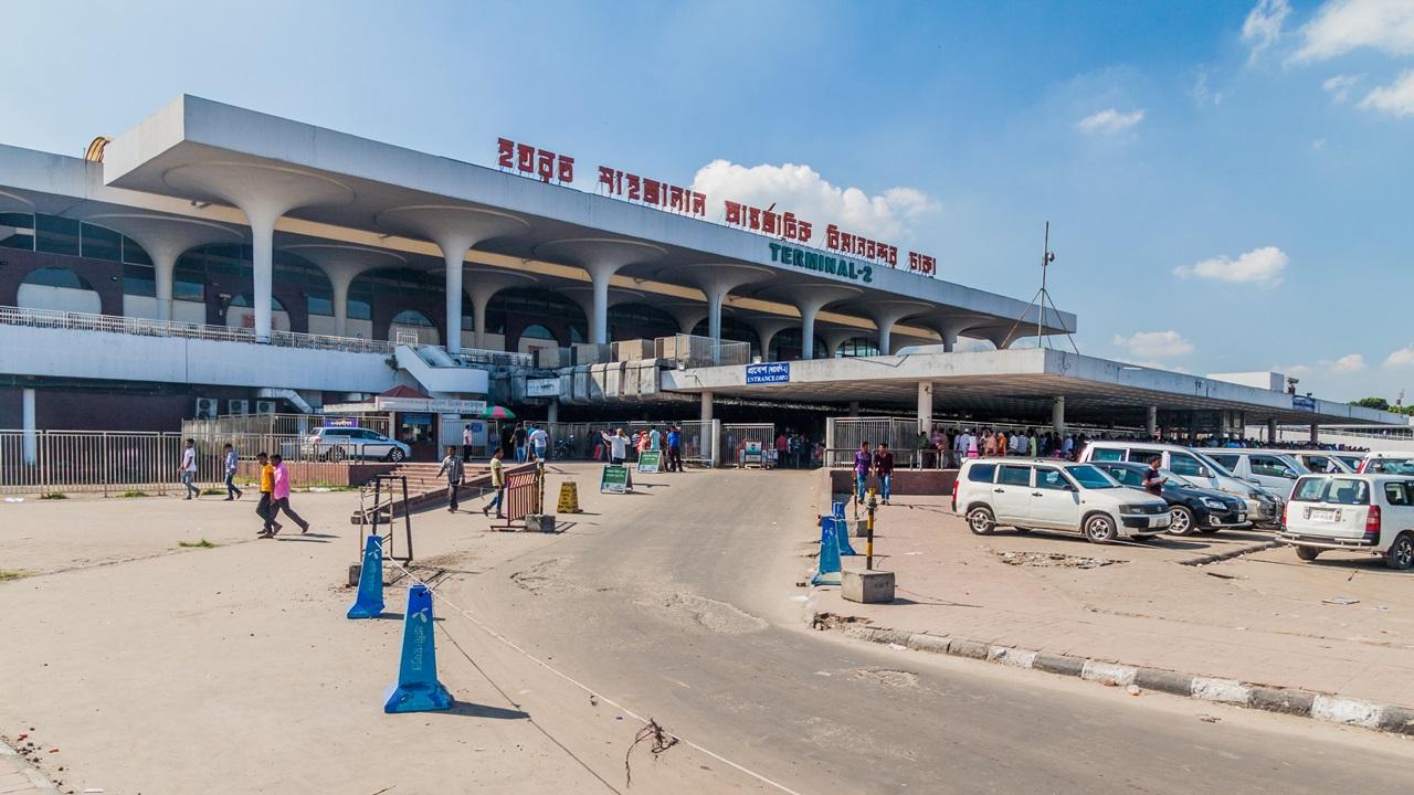 Letiště Dháka (DAC) | © Matyas Rehak | Dreamstime.com