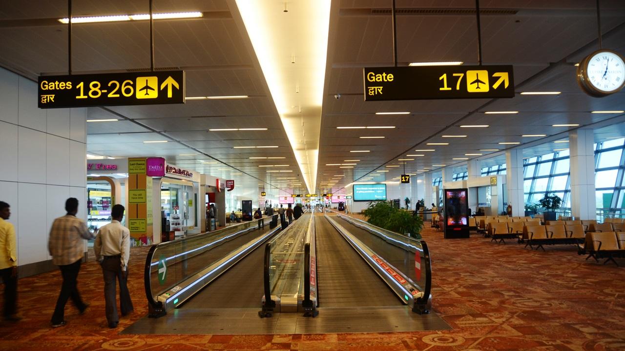Letiště Dillí (DEL) | © Noamfein | Dreamstime.com