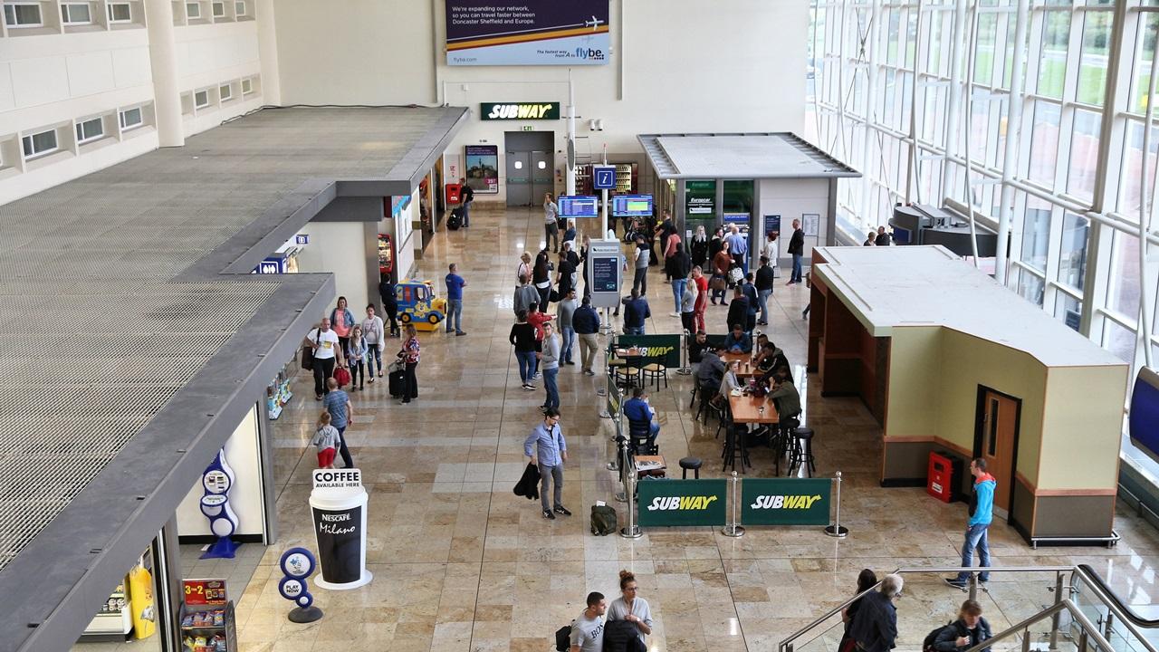 Letiště Doncaster Sheffield (DSA) | © Tupungato | Dreamstime.com