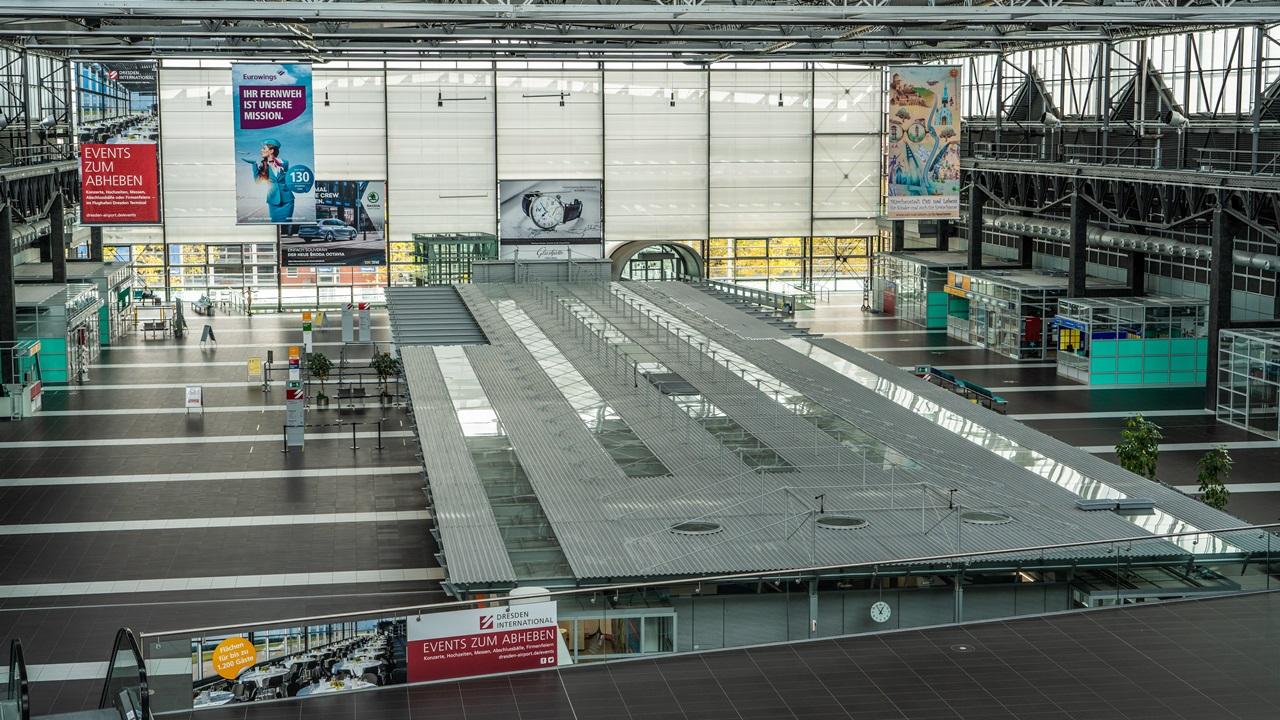 Letiště Drážďany (DRS) | © Mariohagen | Dreamstime.com