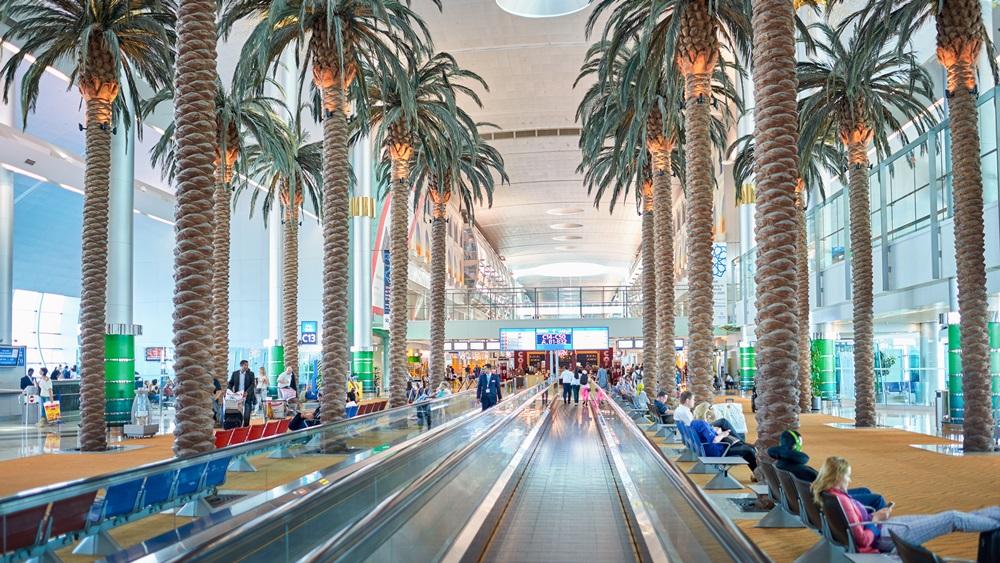 Letiště Dubaj (DXB) | © Dreamstime.com