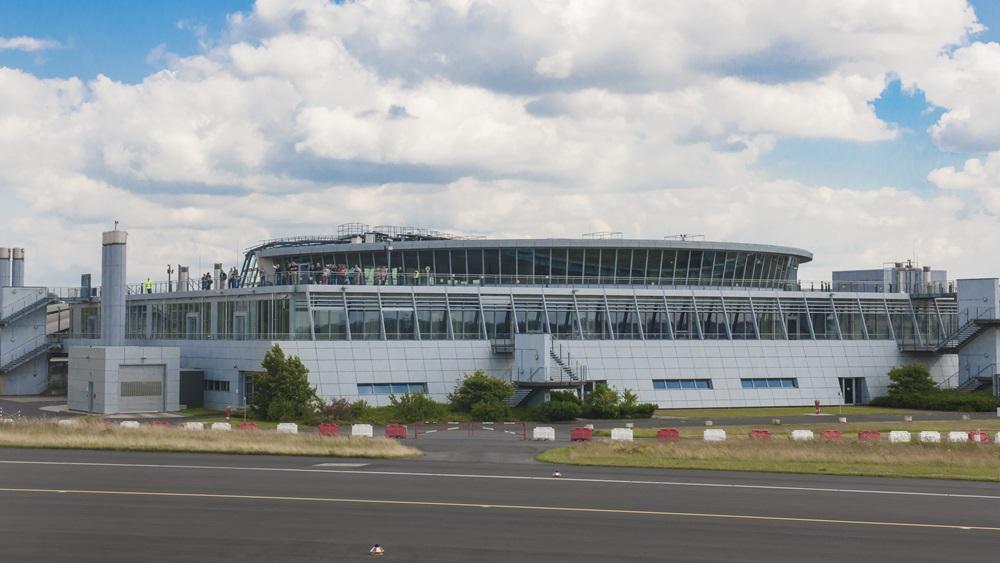 Letiště Düsseldorf (DUS) | © Hel080808 - Dreamstime.com