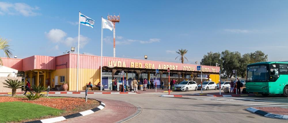 Letiště Eilat Ramon (ETM) | © Sjankauskas - Dreamstime.com