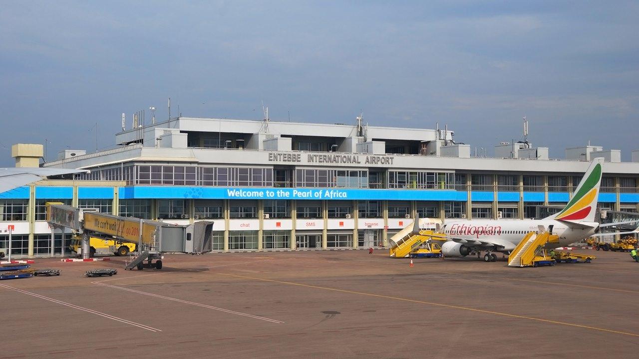 Letiště Entebbe (EBB)   © Znm   Dreamstime.com