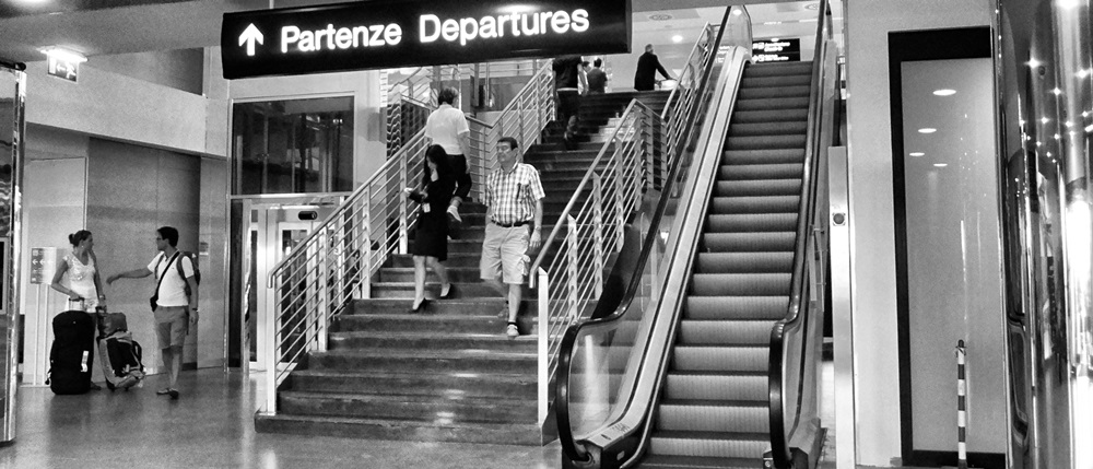 Letiště Florencie (FLR) | © Monica Arellano-Ongpin / Flickr.com