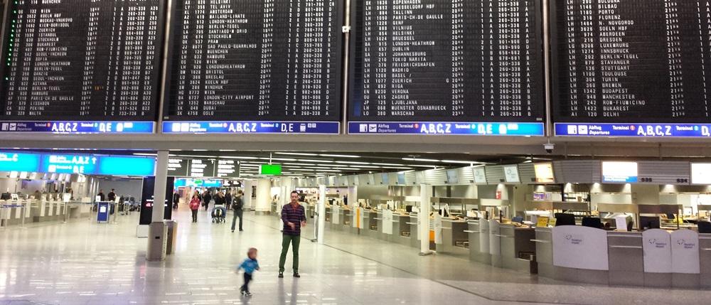Letiště Frankfurt (FRA) | © Pixabay.com