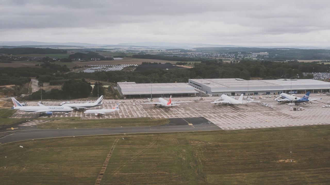 Letiště Frankfurt Hahn (HHN) | © Andrius Aleksandravicius | Dreamstime.com