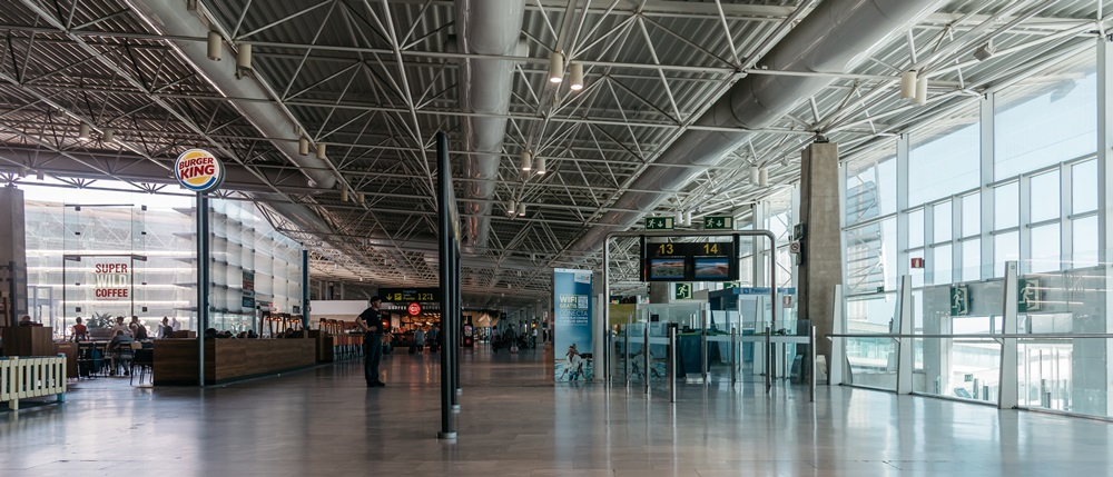 Letiště Fuerteventura (FUE) | © Jjfarq - Dreamstime.com