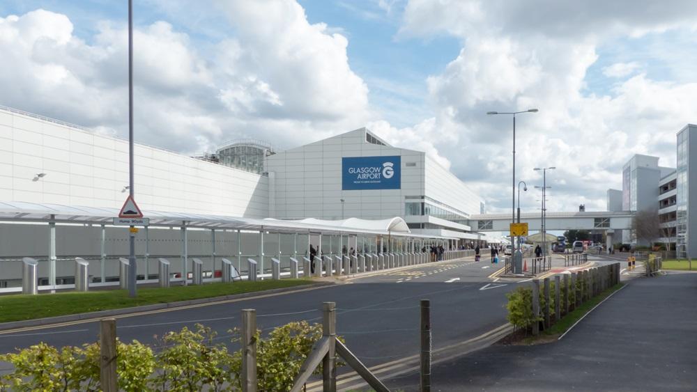 Letiště Glasgow (GLA) | © Sebastian423 - Dreamstime.com