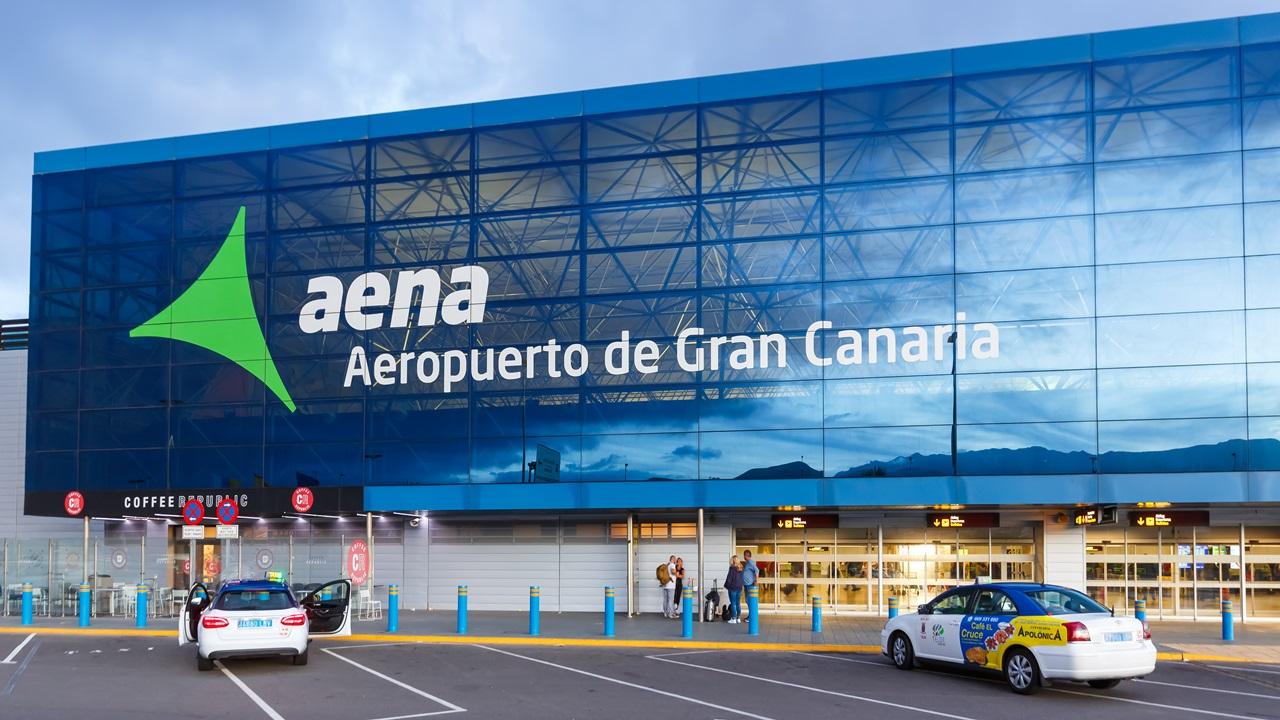 Letiště Gran Canaria (LPA) | © Boarding1now | Dreamstime.com