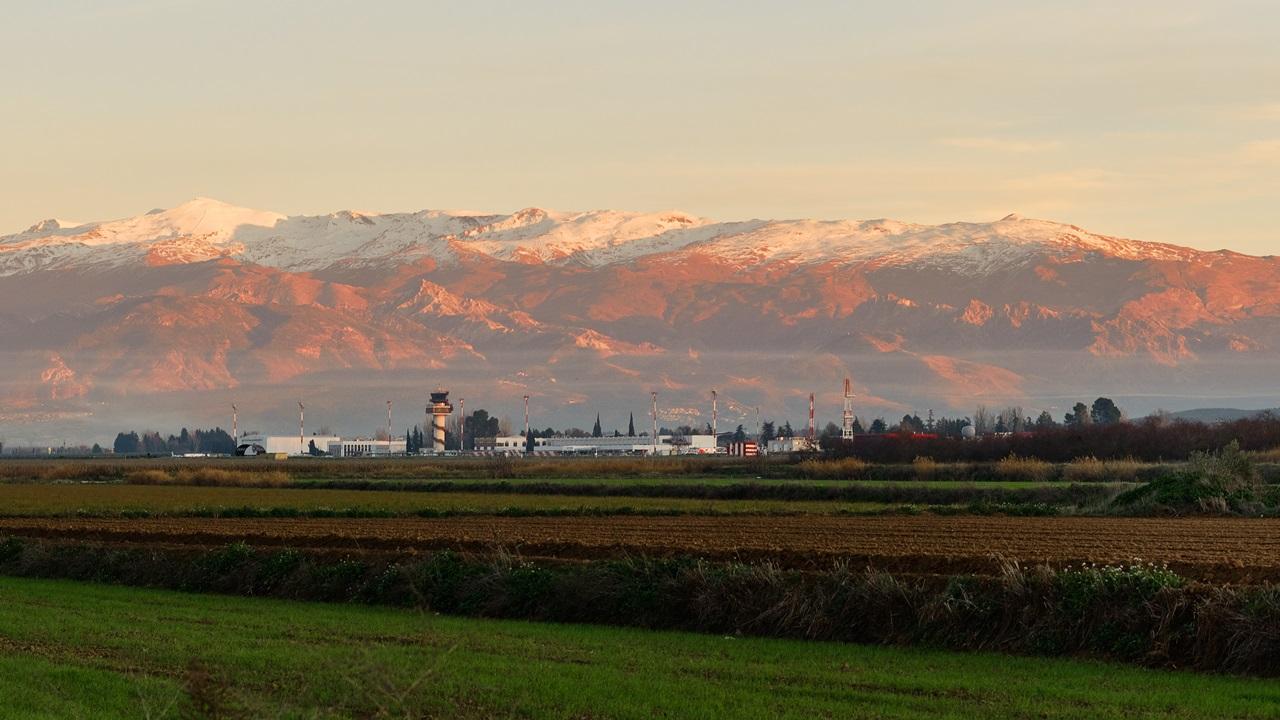 Letiště Granada (GRX) | © Amoklv | Dreamstime.com