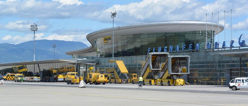 Letiště Graz (GRZ) | © flightlog / Flickr.com