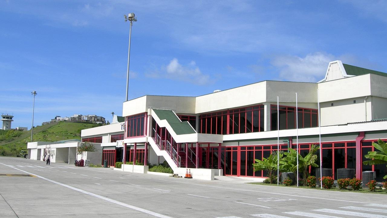 Letiště Grenada (GND) | © Claudiodivizia | Dreamstime.com