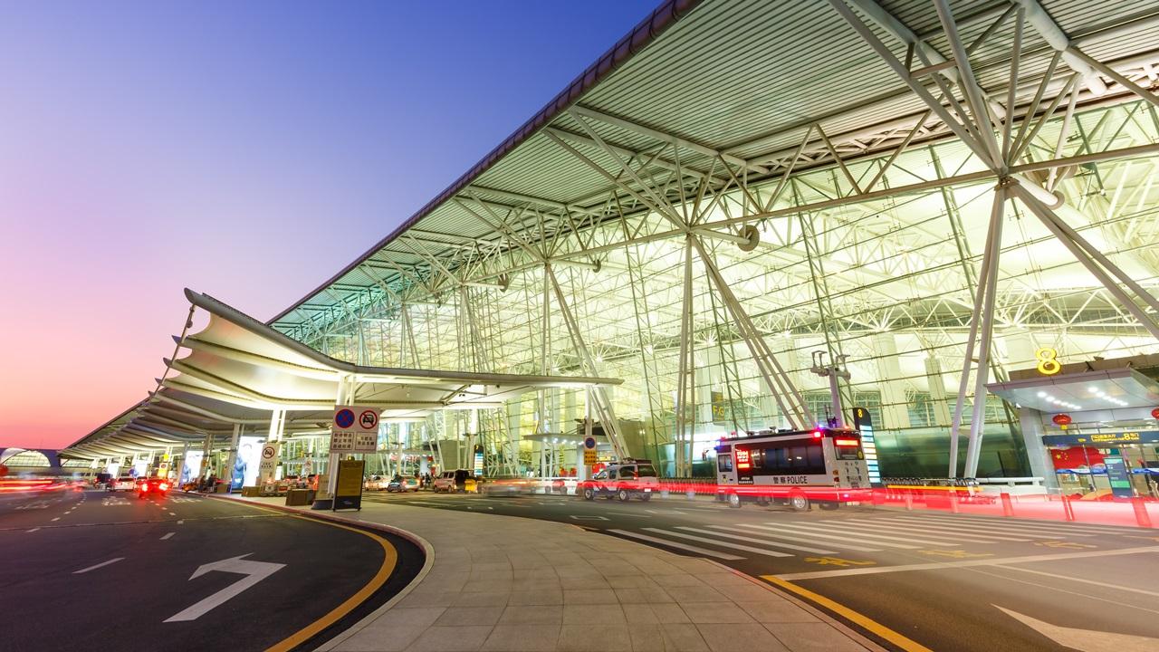 Letiště Guangzhou (CAN) | © Boarding1now | Dreamstime.com