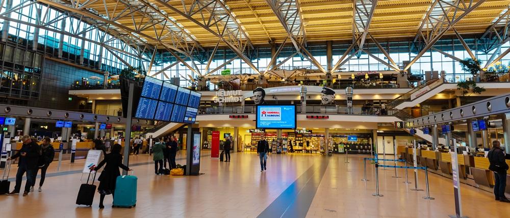 Letiště Hamburg (HAM) | © Madrabothair - Dreamstime.com