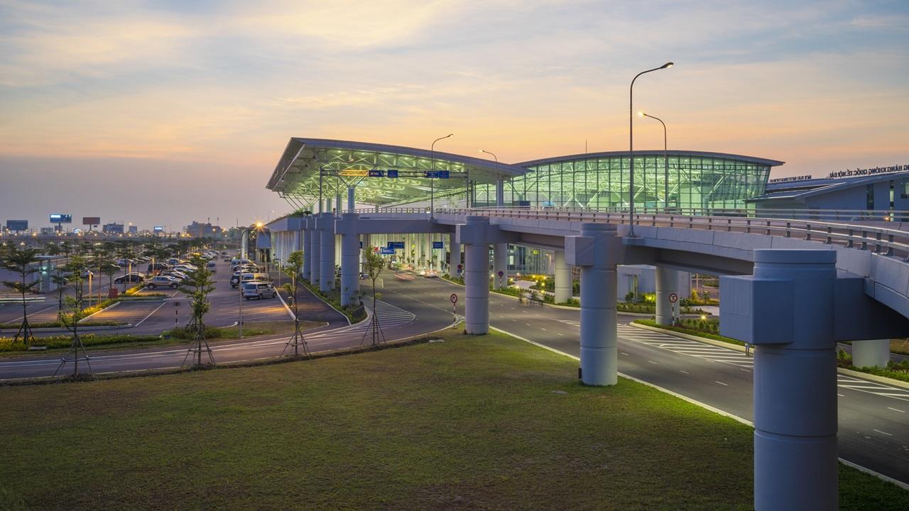 Letiště Hanoj (HAN)   © Vinh Dao   Dreamstime.com
