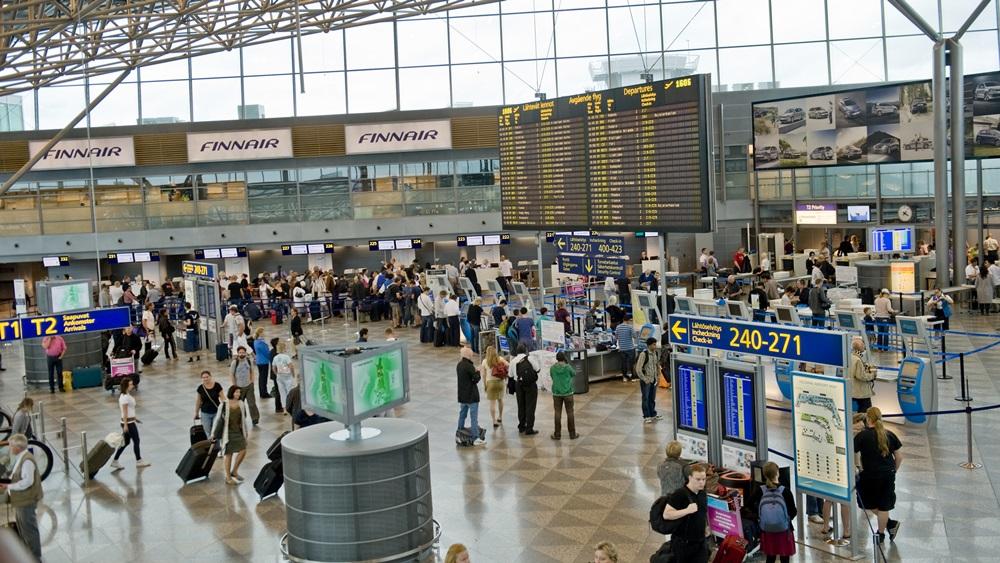 Letiště Helsinky (HEL) | © Alenmax - Dreamstime.com
