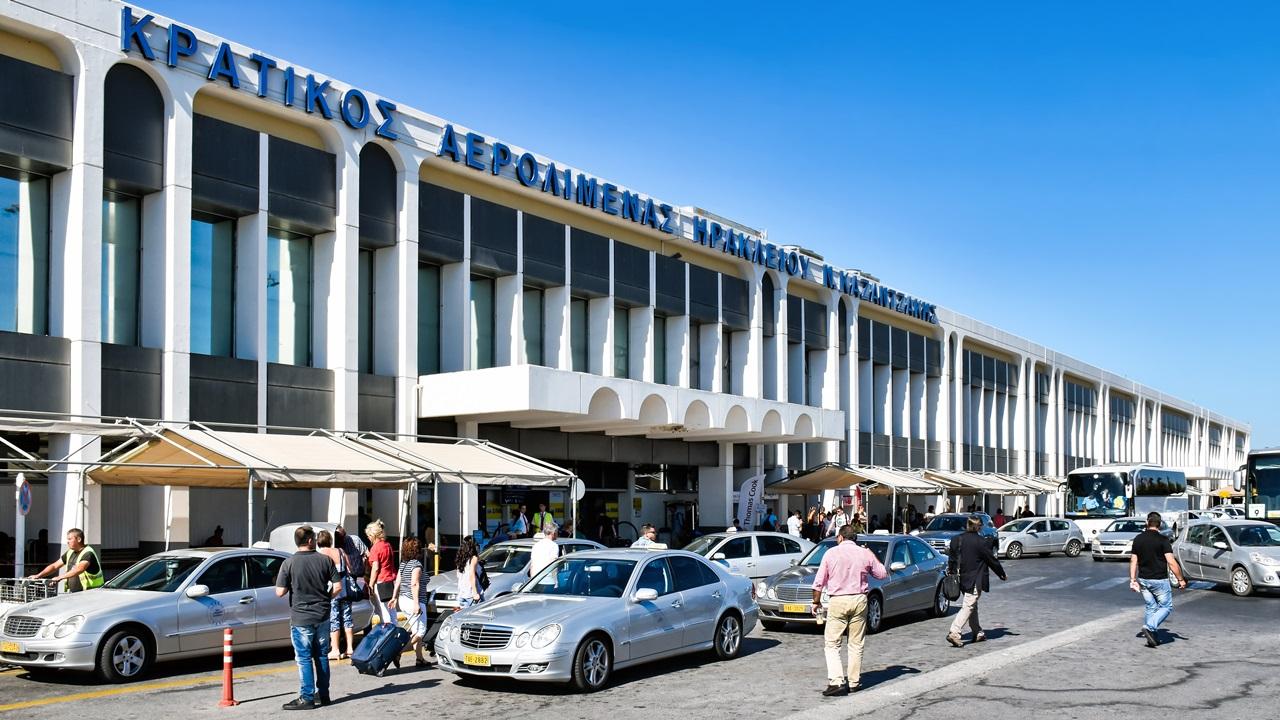 Letiště Heraklion (HER) | © Balipadma | Dreamstime.com