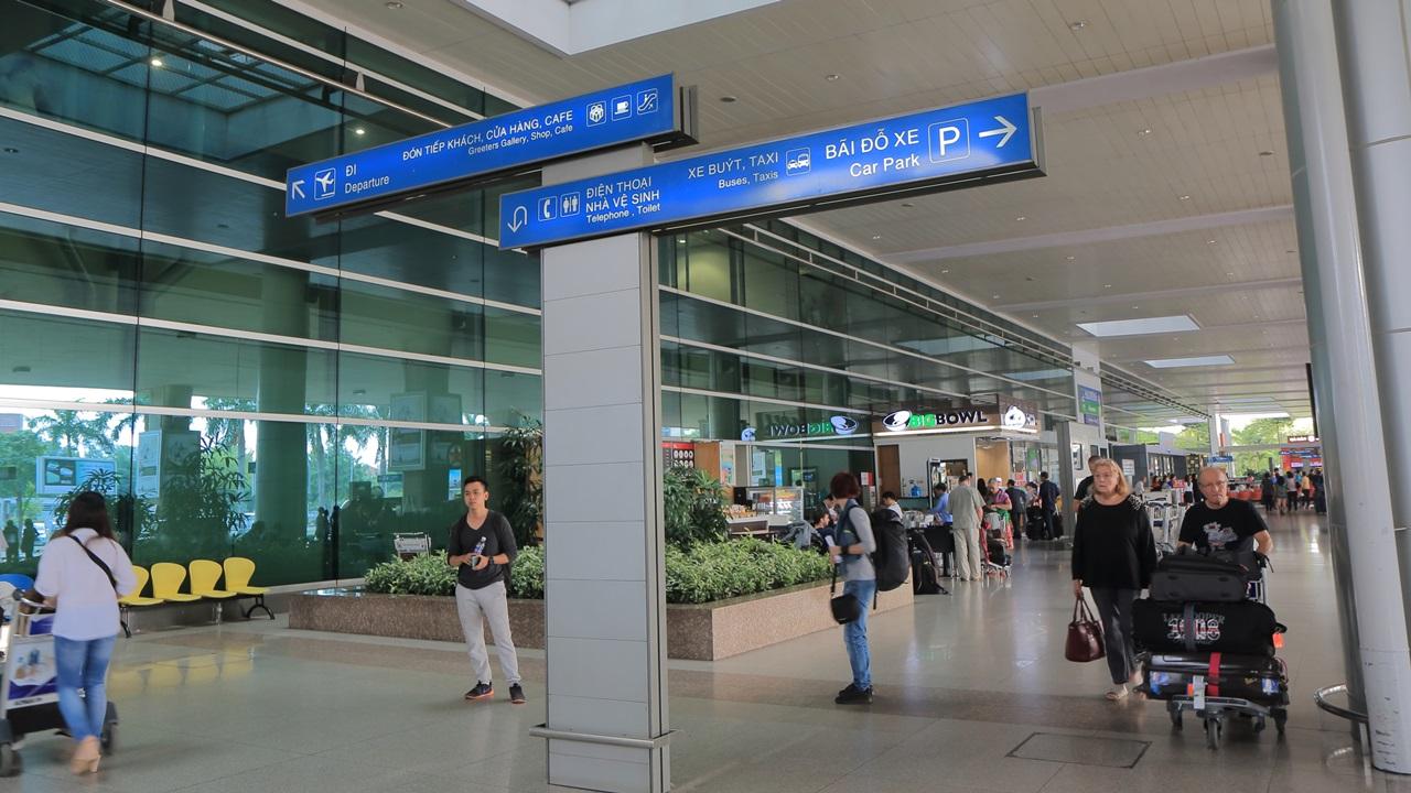 Letiště Ho Či Minovo město (SGN) | © Tktktk | Dreamstime.com