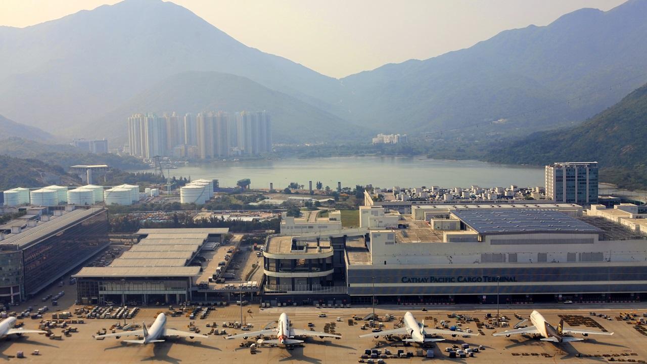 Letiště Hong Kong (HKG) | © Tatiana Morozova | Dreamstime.com