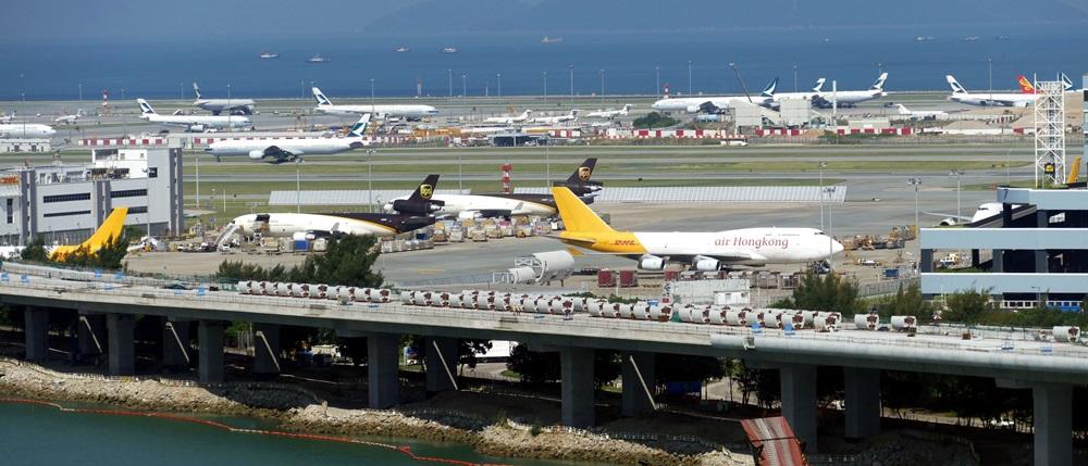 Letiště Hong Kong (HKG) | © Pixabay.com