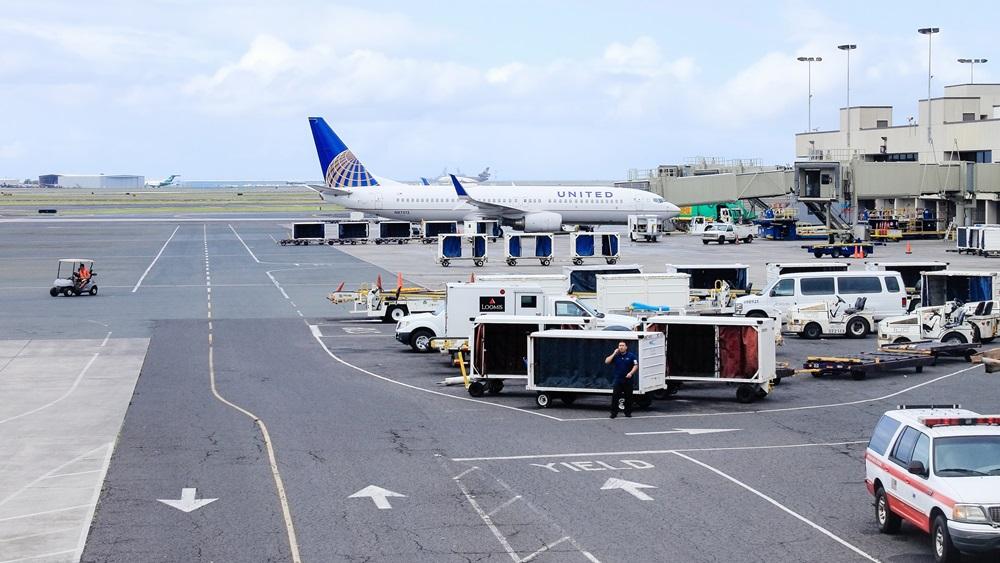 Letiště Honolulu (HNL) | © Mollynz - Dreamstime.com