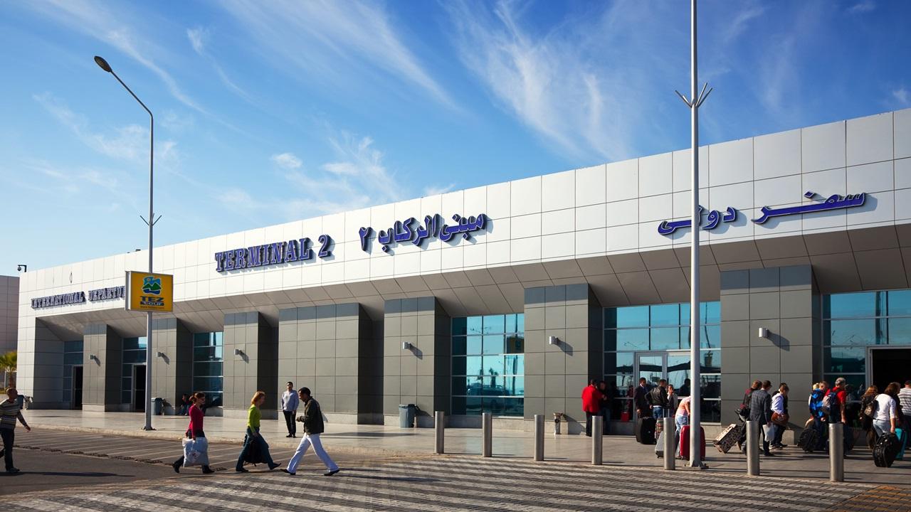 Letiště Hurgháda (HRG) | © Iakov Filimonov | Dreamstime.com
