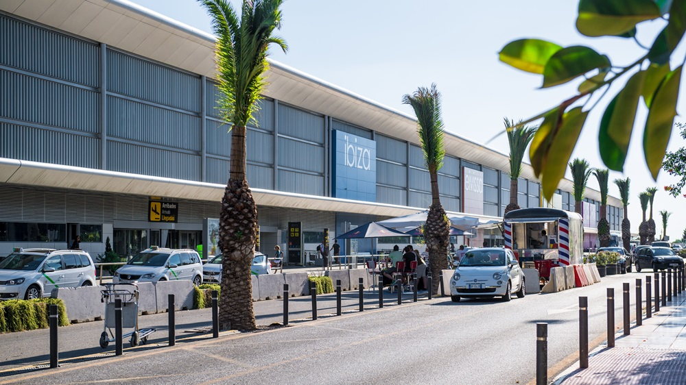 Letiště Ibiza (IBZ) | © Amoklv - Dreamstime.com