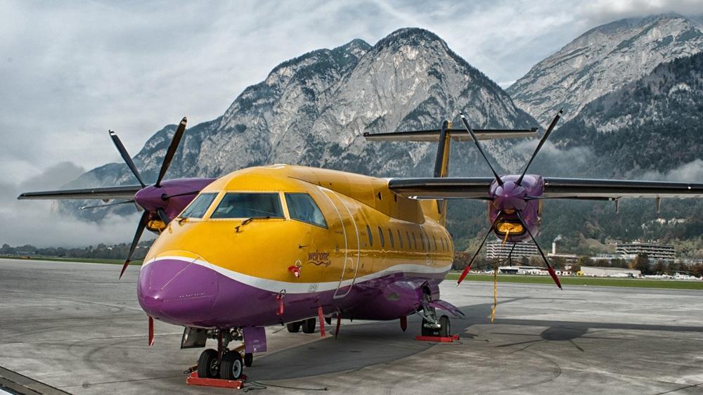 Letiště Innsbruck (INN)   © Pixabay.com