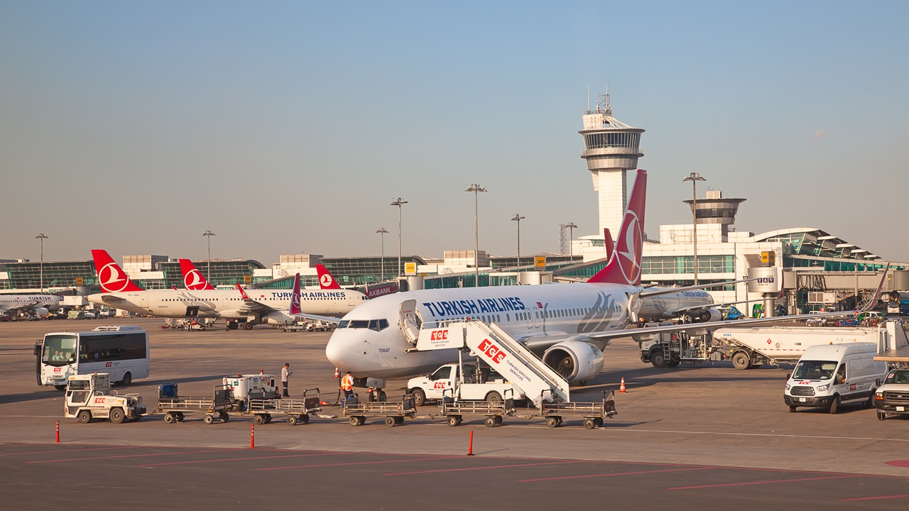 Letiště Istanbul (IST) | © Swisshippo | Dreamstime.com