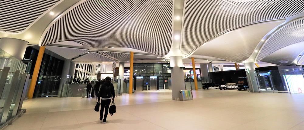 Letiště Istanbul (IST)