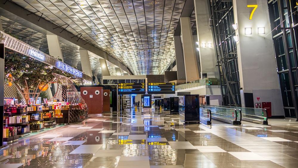Letiště Jakarta Soekarno-Hatta (CGK) | © Zz3701 - Dreamstime.com