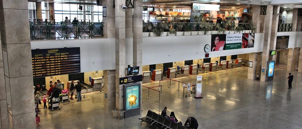 Letiště Jerez (XRY) | © Tupungato - Dreamstime.com