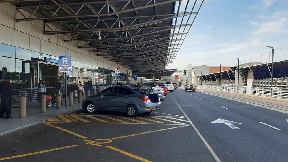 Letiště Johannesburg (JNB) | © Richard Van Der Spuy - Dreamstime.com