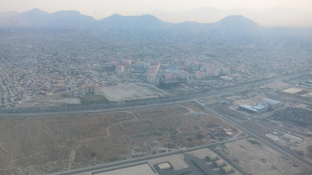 Letiště Kábul (KBL) | © Gopheliad | Dreamstime.com
